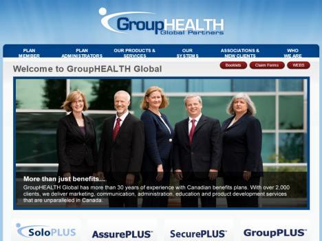 Group Health Website 7