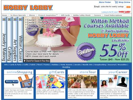 How to use a Hobby Lobby coupon